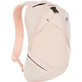 The North Face Electra Mochila Mujer, pink salt light heather/tnf black